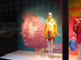 window attracts and compliments the brand or retailer
