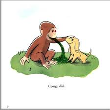 curious george ebola virus