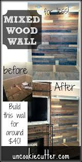 25 Easy Diy Bed Frame Projects To Upgrade Your Bedroom Homelovr by 15 Beautiful Wood Accent Wall Ideas To Upgrade Your Space Homelovr