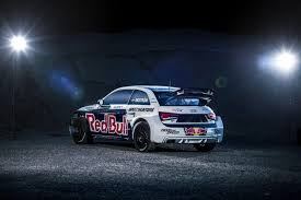 audi a1 wrc eks unveils their audi s1 for the fia rallycross