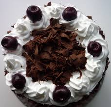 bakericious black forest cake