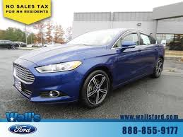 ford fusion sales 2014 used 2014 ford fusion for sale salisbury ma vin 1fa6p0hd1e5369446