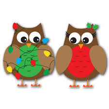 owl christmas add some to your christmas creations with these owls