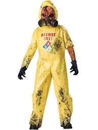 Amazon Halloween Costumes Amazon Incharacter Costumes Boys 2 7 Hazmat Hazard Jumpsuit