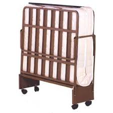 Folding Rollaway Bed Folding Beds The Kansas Rollaway Bed With Orthopedic Mattress