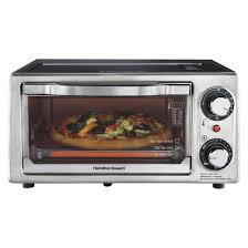 Under Mount Toaster Oven Hamilton Beach Toaster Oven Black 4 Slice 31137 Target