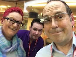 live radio through google glass bbc news