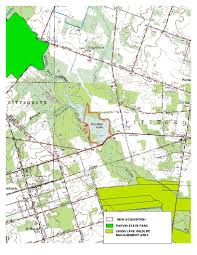 Warren Dunes State Park Map by Njdep Green Acres State Acquisition Success Stories