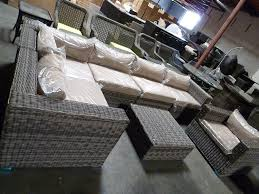patio furniture wayfair patio furniture couch set ukpatio
