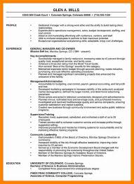 resume manager sample conference service manager resume monster