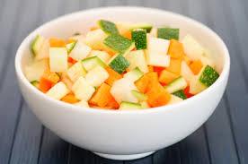 cuisiner des courgettes au four carottes et courgettes au four châtelaine