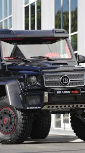 mercedes benz 6x6 download wallpaper 750x1334 brabus b63s mercedes benz g class