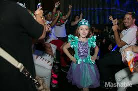 i attended a halloween rave for 6 year olds