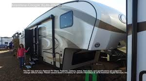 Floor Plan Financing For Car Dealers New 2017 Keystone Rv Cougar X Lite 28dbi Fifth Wheel At Bowling
