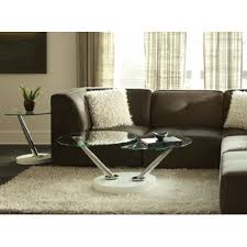 Motion Coffee Table - motion glass coffee table white or gray lacquer ebony veneer