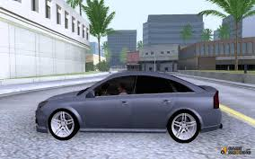 opel irmscher opel vectra c irmscher for gta san andreas