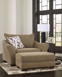 Chairs With Ottomans For Living Room Accent Chairs B U0026b Furniture