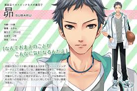 subaru anime character subaru from brothers conflict