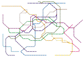 Seoul Metro Map by Quiz Can You Name These Cities Just By Looking At Their Subway
