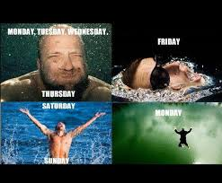 I Hate Mondays Meme - i hate monday and love weekend s meme by shooterex memedroid