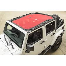 jeep red 2016 rugged ridge 13579 25 eclipse sun shade black 07 16 jeep