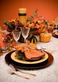 thanksgiving table decoration lovetoknow