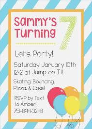 birthday invite template birthday invitations for kids templates brandhawaii co