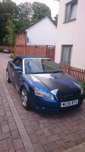 audi a4 convertible s line for sale audi a4 convertible sport 2 0 diesel s line packet moving