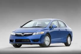 best used green cars to buy 2006 2011 honda civic hybrid