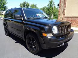 2014 used jeep patriot fwd 4dr altitude at platinum used cars