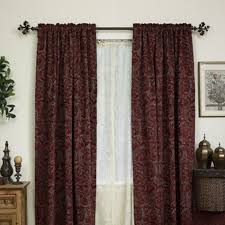 popular of curtains and curtain rods designs with curtains and