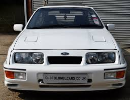 ford sierra rs cosworth 3 door old colonel cars old colonel cars