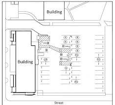 parking lot floor plan 29 images of parking lot diagram template infovia in parking lot