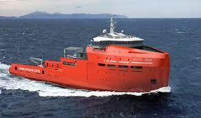 200 t bollard pull anchor handling tug supplier