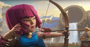 clash of clans archer pics in clash of clans wallpaper