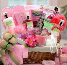 spa gift baskets for women an afternoon at the spa spa gift basket for women