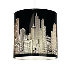 black lamp shades drum lamp shades black lamp shades with gold