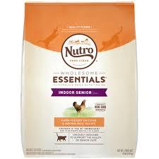 nutro wholesome essentials indoor farm raised chicken u0026 brown rice