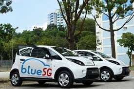 nissan singapore singapore launches electric car sharing service science u0026 tech