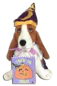 cuddly collectibles hush puppies stuffed animals for halloween