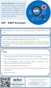 Upload Resume Jobstreet Sap U2013 Abap Developer Job Street Lanka