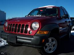 used cars jeep liberty used 2007 jeep liberty 6 990 00