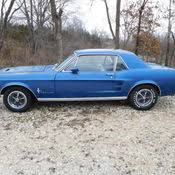 1968 mustang rear end 1968 ford mustang 390 s code v8 4 speed factory big block for sale