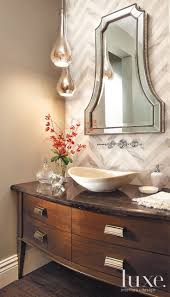 Pendant Lighting Over Bathroom Vanity by Best 25 Powder Room Lighting Ideas On Pinterest Powder Rooms