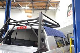 Ford F250 Truck Roof Rack - diesel chase gets a chase rack