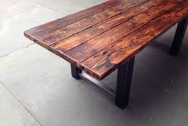 Table Gratifying Round Picnic Table Woodworking Plans Famous by Desk Enchanting Rustic Wood Log Table Incredible Rustic Wood