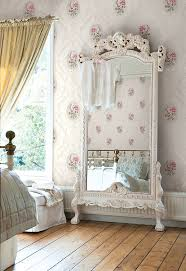 Paris Wallpaper For Bedroom by Best 20 Shabby Chic Wallpaper Ideas On Pinterest Vintage