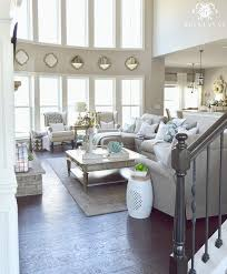 Neutral Sofa Decorating Ideas by Best 25 Gray Sectional Sofas Ideas On Pinterest Family Room