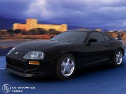 widebody supra mk4 3d widebody supra trd model