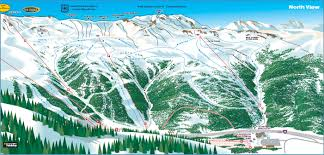 Winter Park Colorado Map by Loveland And Winter Park Co I 70 Outliers Ny Ski Magazine
